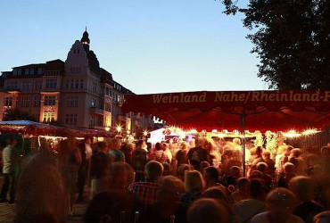 Neuruppiner Weinfest vom 11. bis 13. August 2016
